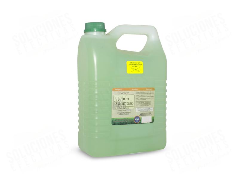 Jabon espuma te de limon soluciones efectivas - Espuma de limon ...